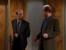 Frasier 06x08 : The Seal Who Came to Dinner- Seriesaddict
